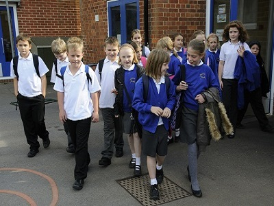 School Admissions – calculating walking distance to school