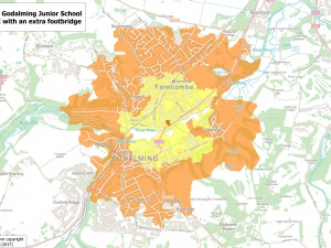 Walking to School – how maps can help your health
