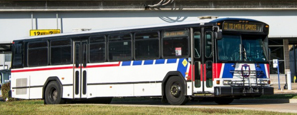 St Louis Bus - Accessibility Index
