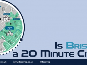 Is Bristol A 20-minute City?