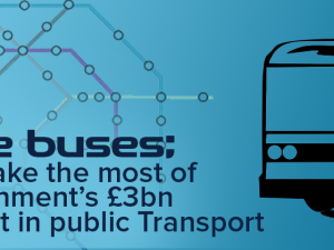 On the buses: How to make the most out of the Government's £3bn investment in public transport.