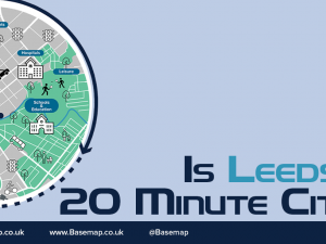 Is Leeds a 20-minute City?
